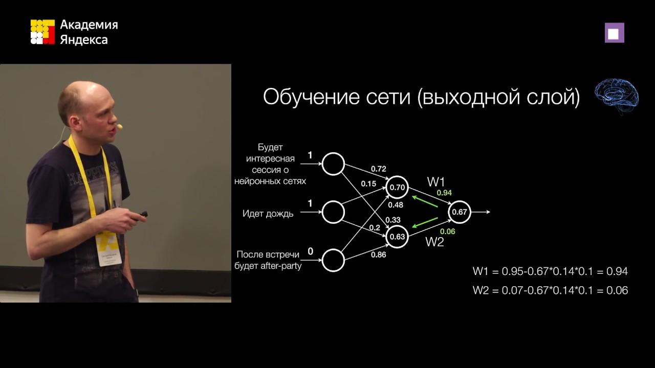 алгоритмы ранжирования яндекса на основе нейросети