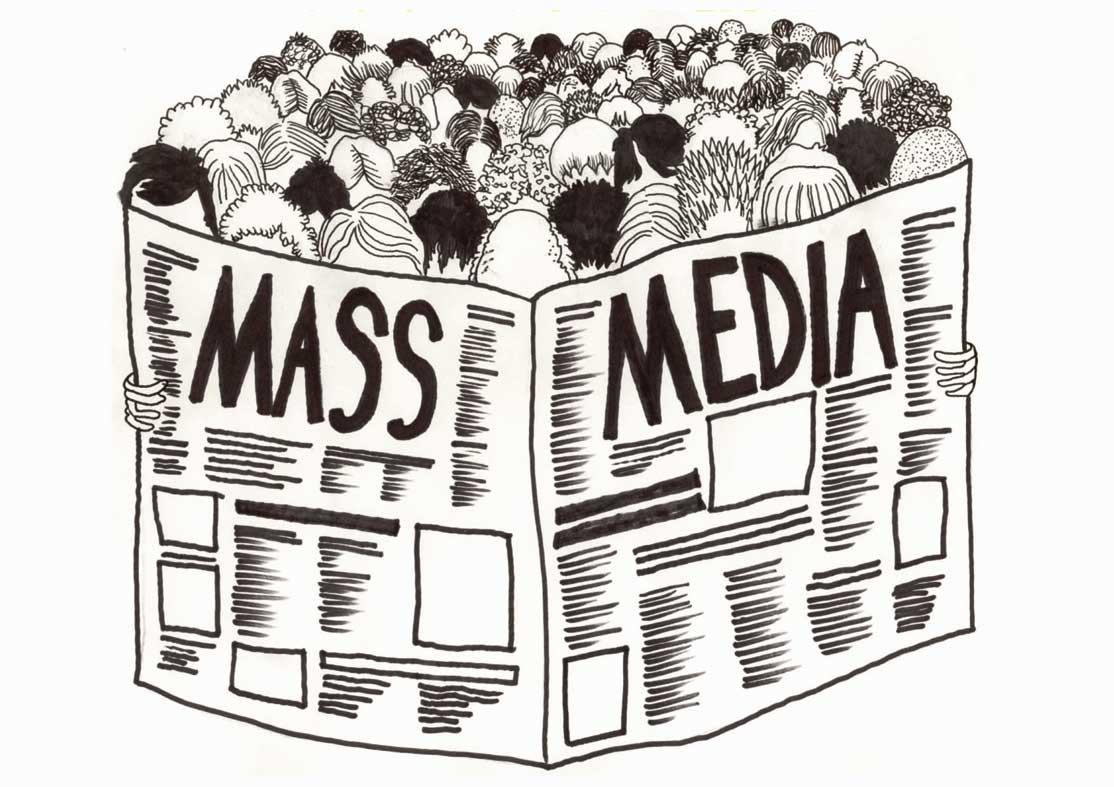 информационные сайты и медиа