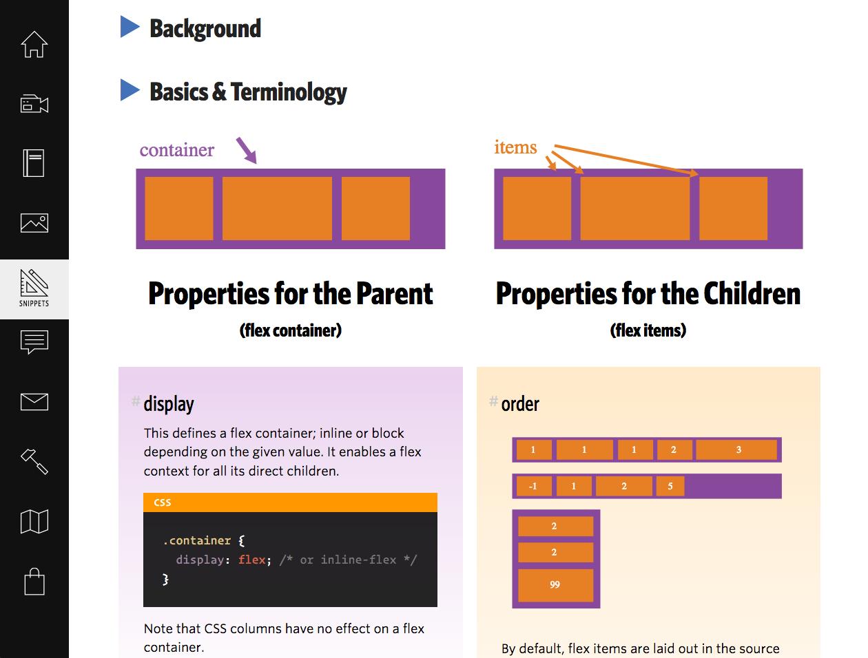 пример оптимизированной под информационный запрос страницы